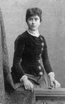 Else Lasker-Schüler 1875 (Bild: gemeinfrei, Quelle: Wikipedia)