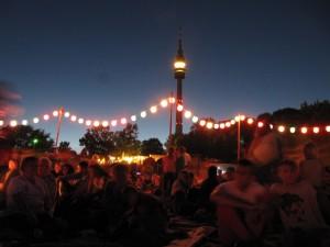 Lichterfest im Westfalenparkl